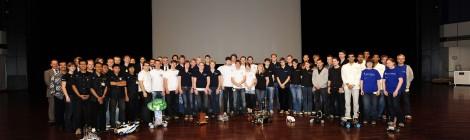 BridgeRider nehmen am ChemCar Wettbewerb teil
