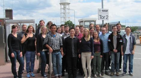 Exkursion BASF Schwarzheide