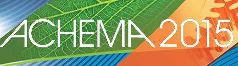 Fahrt zur ACHEMA 2015
