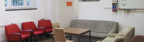 Neuer Studentenraum ist eröffnet