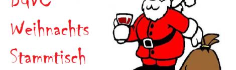 DGVC-Weihnachts-Stammtisch