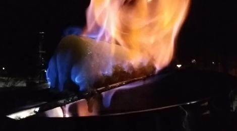 verfahrenstechnische Feuerzangenbowle